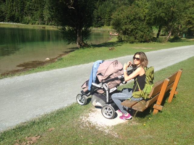 Ausflug am Pillersee